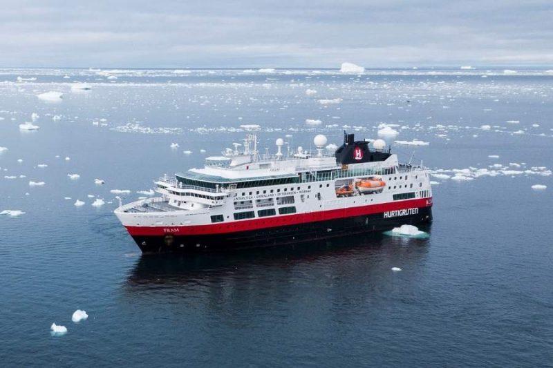 MS Fram Schipexploratiereizen met Nordic - c Stian Klo