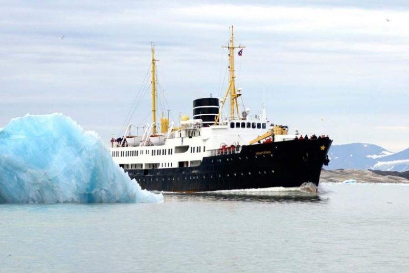 MS Nordsjernen Schip exploratiereizen met Nordic