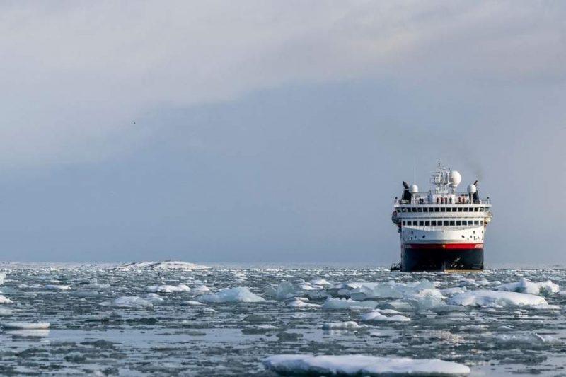 MS Spitsbergen Schip exploratiereizen met Nordic