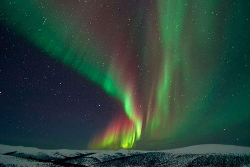 Noorderlicht op exploratiereis met Nordic