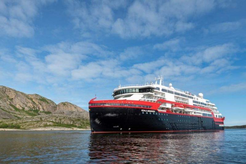 Roald Amundsen Schip exploratiereizen met Nordic