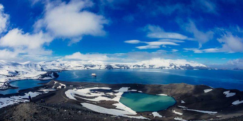 Verken Antarctica met de MS Midnatsol met Nordic c Maximilian Schwarz Hurtigruten