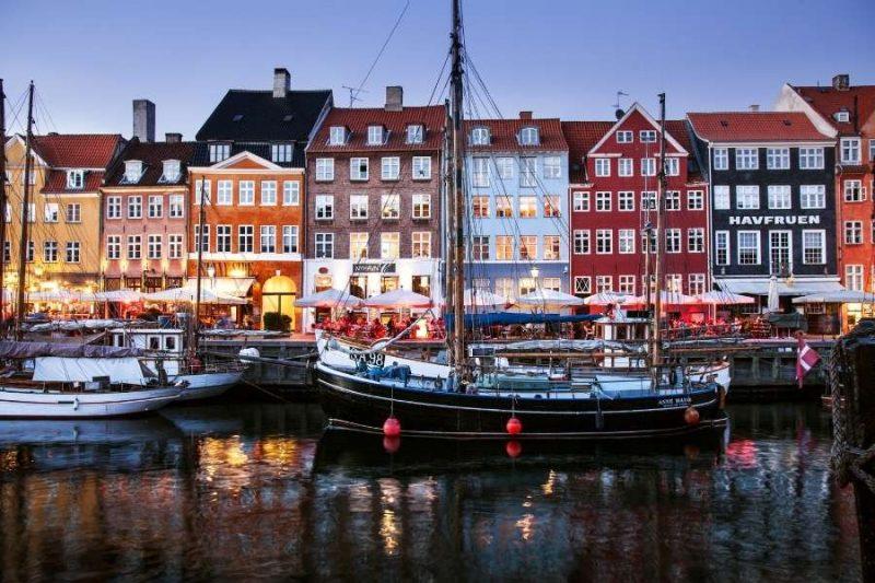 Havenstad in Denemarken - reizen met Nordic