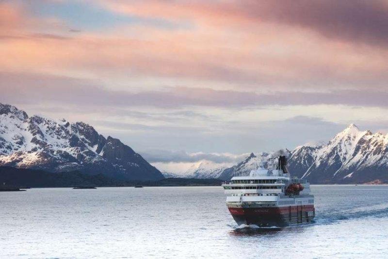 Hurtigruten Noorwegen - reizen met Nordic