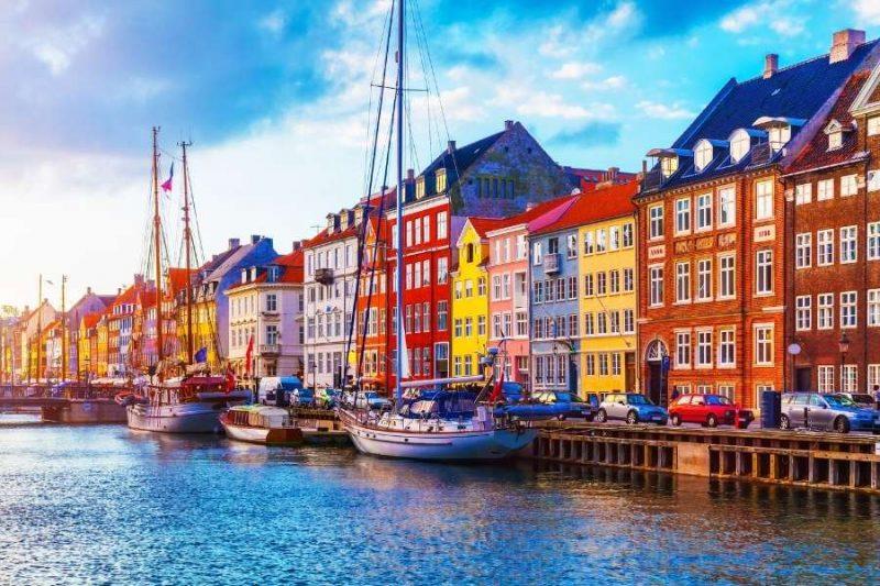 Kopenhagen huisjes - reizen met Nordic