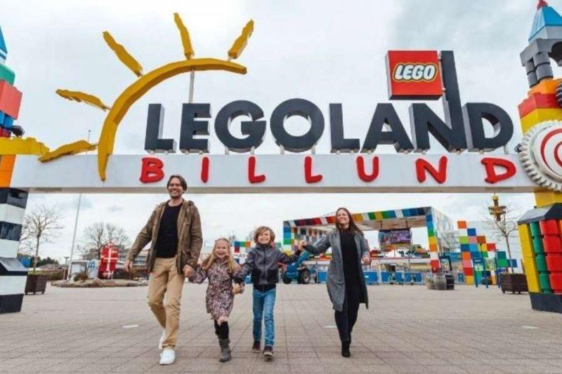 Legoland -reizen met Nordic