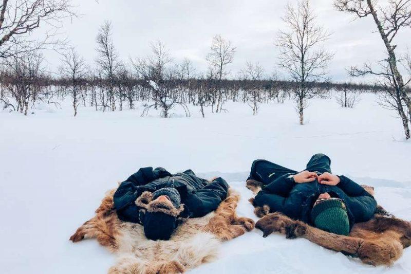 Relaxen in Winters Lapland met Nordic