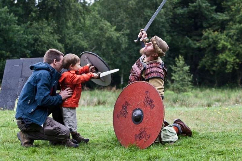 Vikingmusuem Ribe - reizen met Nordic