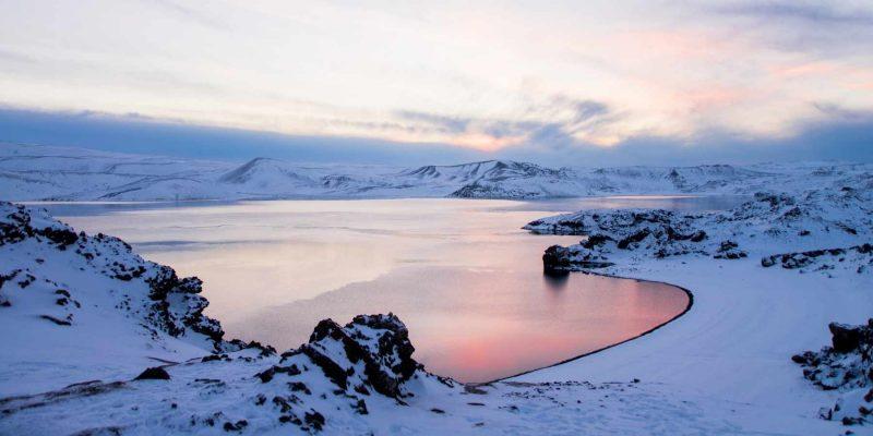 IJsland in de winter met Nordic