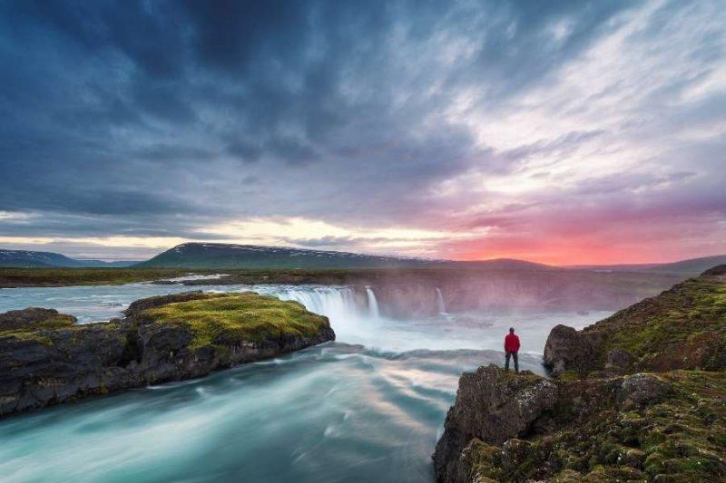 Watervallen in IJsland - reizen met Nordic