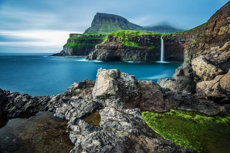 Wandelen op de Faeröer eilanden met Nordic