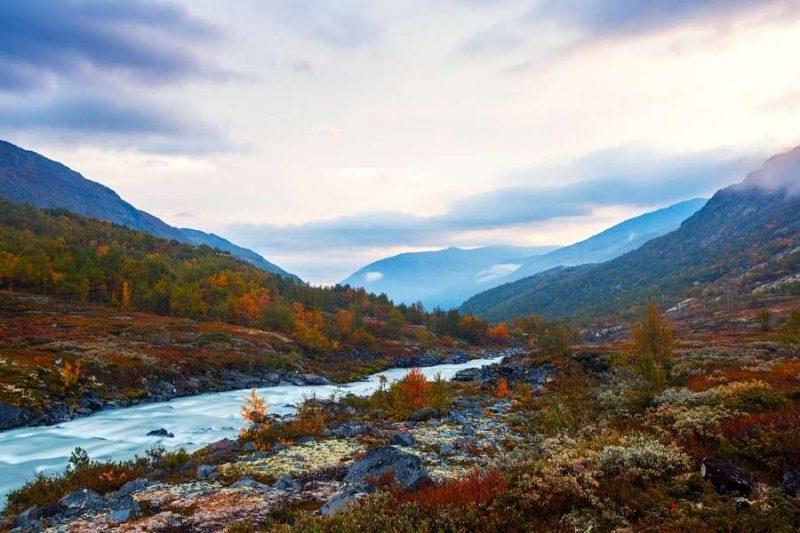 Jotunheimen nationaal park - reizen met Nordic