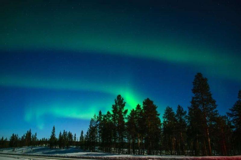 Lapland Noorderlicht -reizen met Nordic