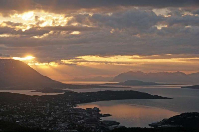 Middernachtzon Noorwegen - reizen met Nordic