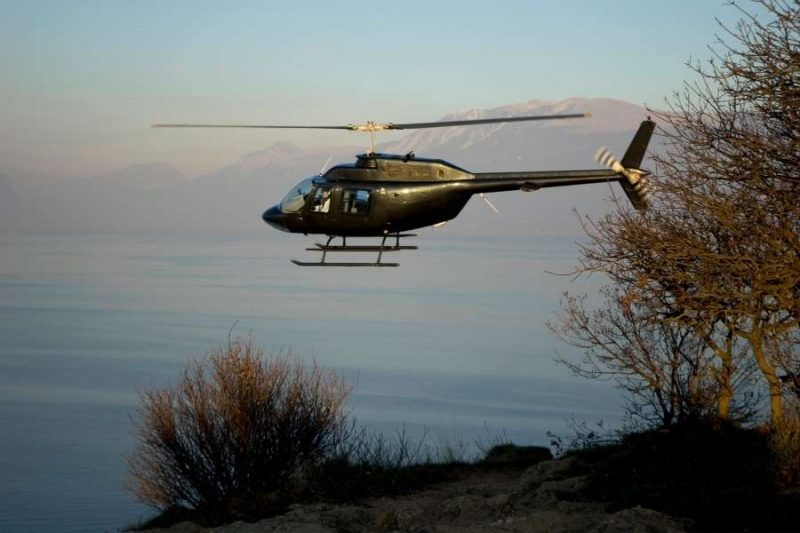 Helicopter fly and hike Lapland - reizen met Nordic