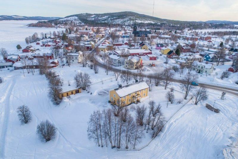 Verblijf met de groep in het Grand Arctic Resort en beleef het pure Lapland.