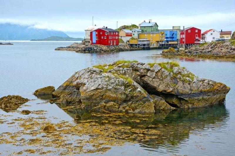 Nyksund Vesteralen - reizen met Nordic