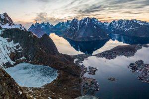 Reinebringen Lapland - wandelen met Nordic