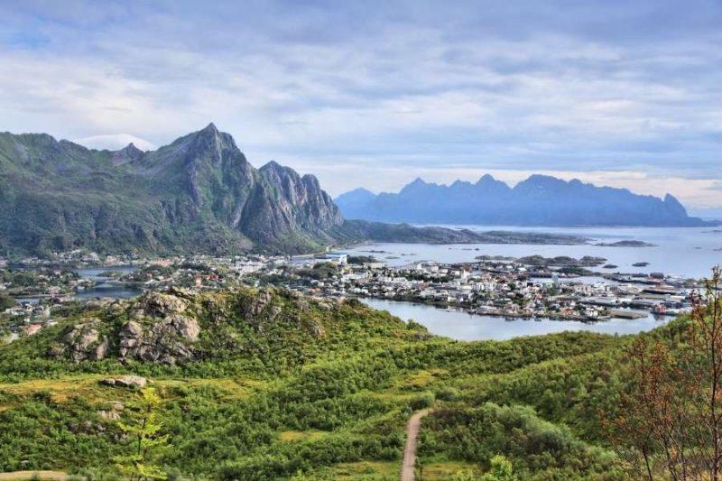 Svolvaer Lofoten - reizen met Nordic