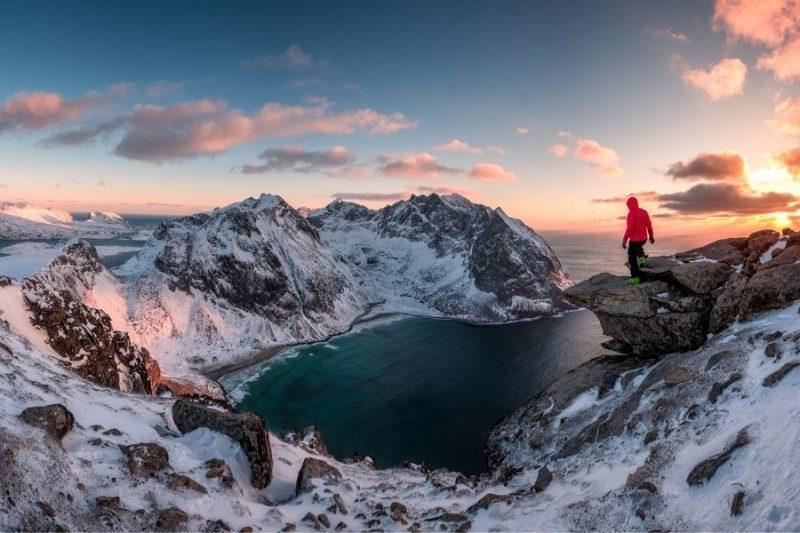 Noorwegen uitzicht