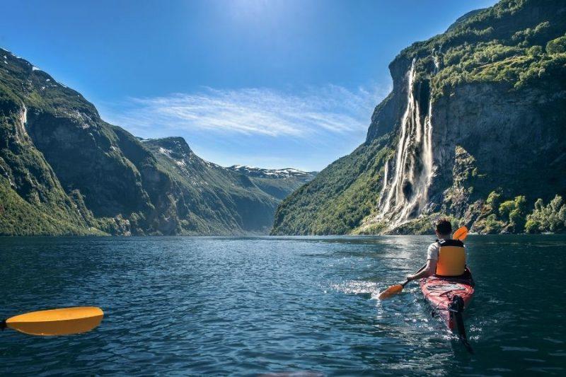 Zomeractiviteiten Noorwegen