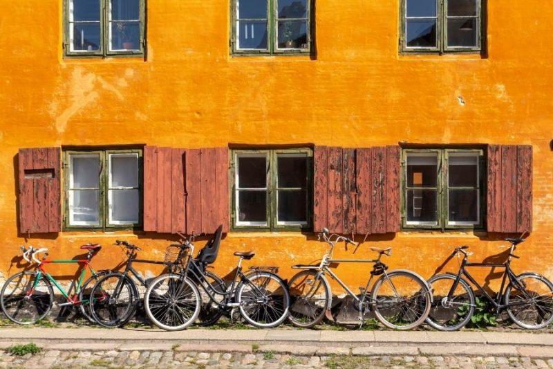 fietsen Denemarken