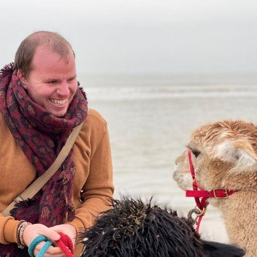 Tijs Vangroenweghe - travel designer IJsland